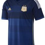 argentinien-auswaertstrikot2014