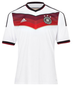 das neue WMTrikot zur WM 2014