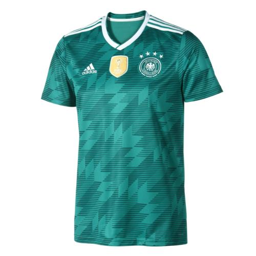 c24d71705739f7 Das neue WM Trikot von Deutschland als Away Trikot 2018 von adidas.